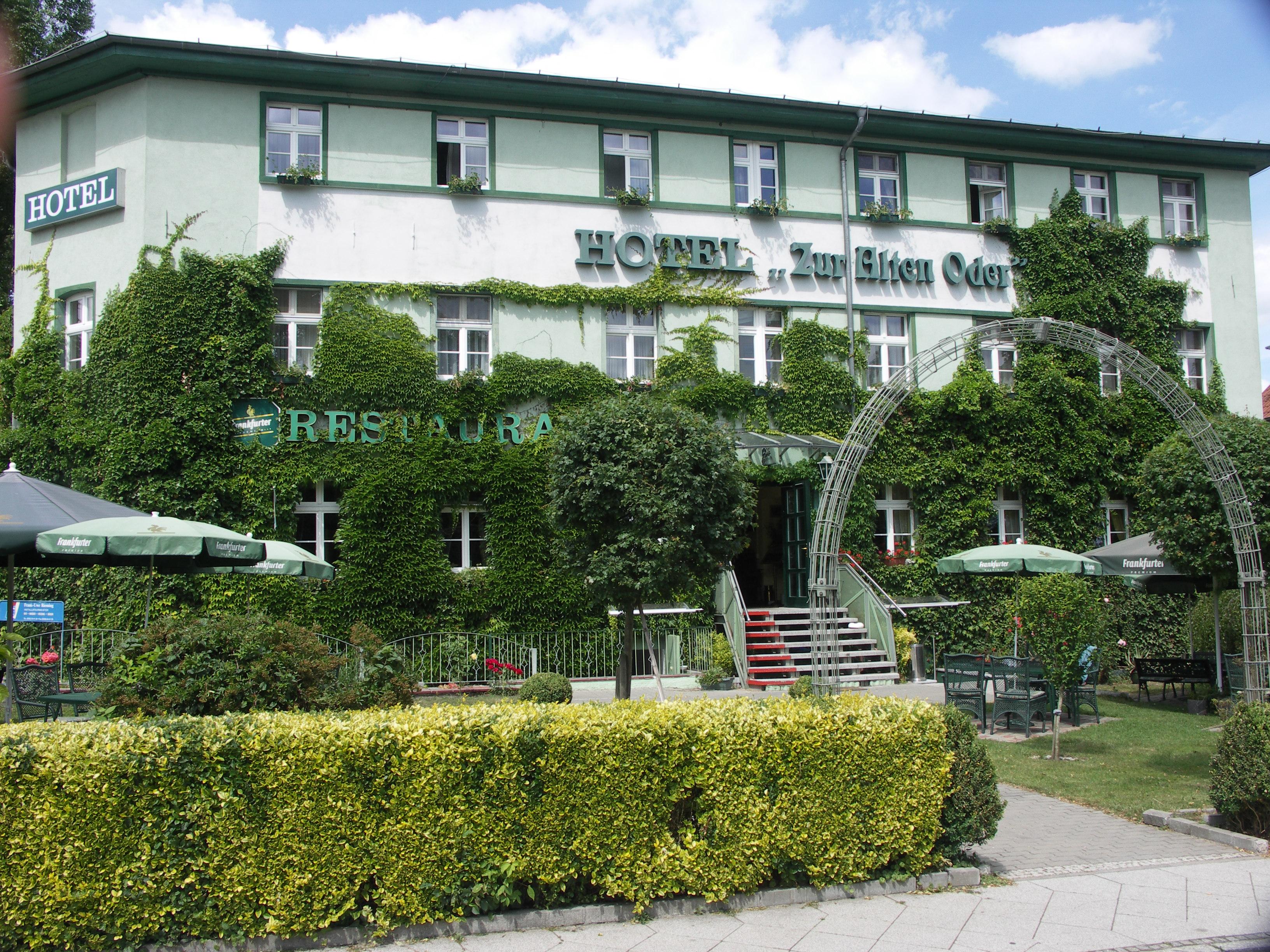 Hotel Zur Alten Oder Frankfurt