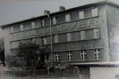 Hotel Zur Alten Oder,ca. 1868 , Frankfurt(Oder)