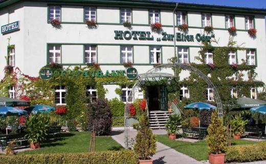 Hotel im Zentrum von Frankfurt Oder
