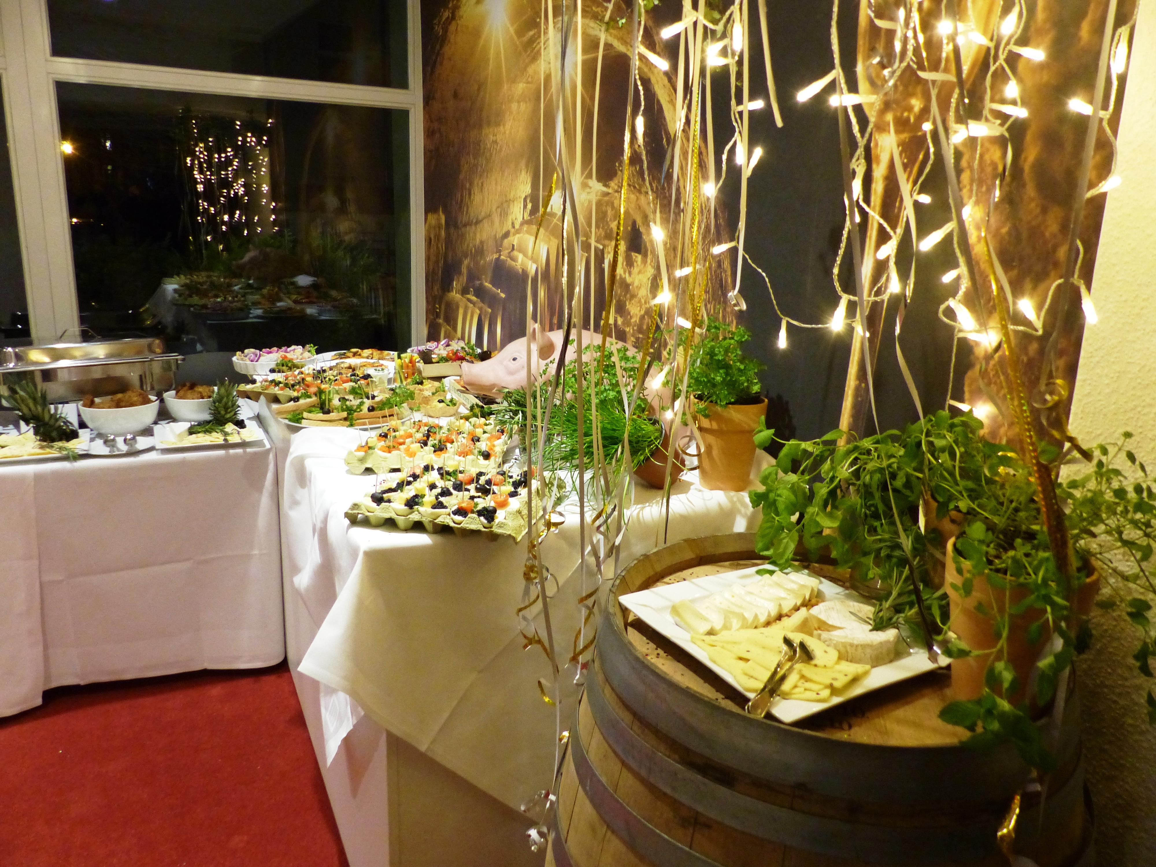 Catering Restaurant Kontor Frankfurt Oder