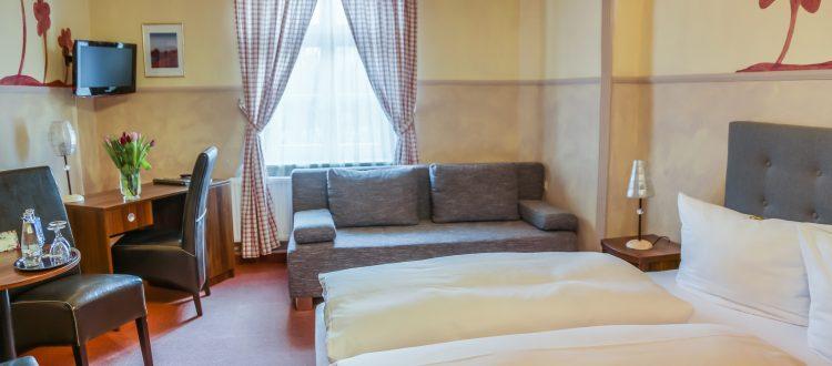 Hotel-Frankfurt-Oder-Standard-Doppel-Zimmer-Zuraltenoder
