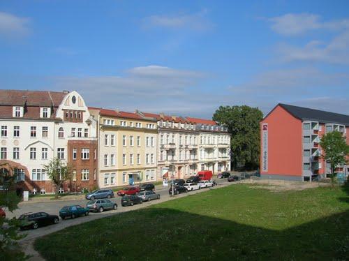 Sophienstrasse in Frankfurt (Oder)